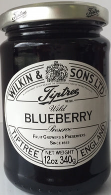 Tiptree Wild Blueberry Preserve 12oz