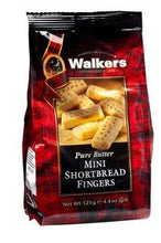 Walkers Shortbread Mini Fingers Cello Bag no. 1796