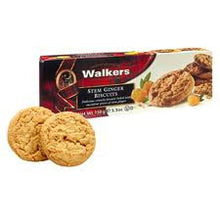 Walkers Stem Ginger Biscuit 5.3oz no. 542