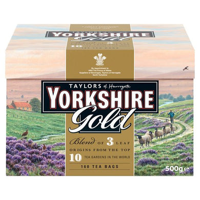 Yorkshire Gold 160ct Teabags