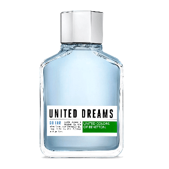 United Dreams Go Far Benetton Perfume Masculino EDT
