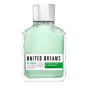 United Dreams Be Strong Benetton Perfume Masculino EDT