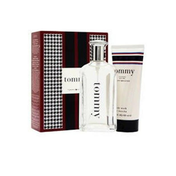 Tommy Cologne Tommy Hilfiger kit masculino - EAU de Toilette de 100ml + Pós Barba de 100ml