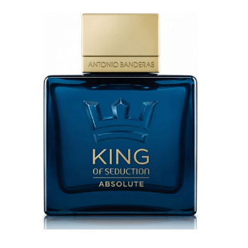 King of Seduction Absolute Perfume Antonio Banderas Masculino EDT