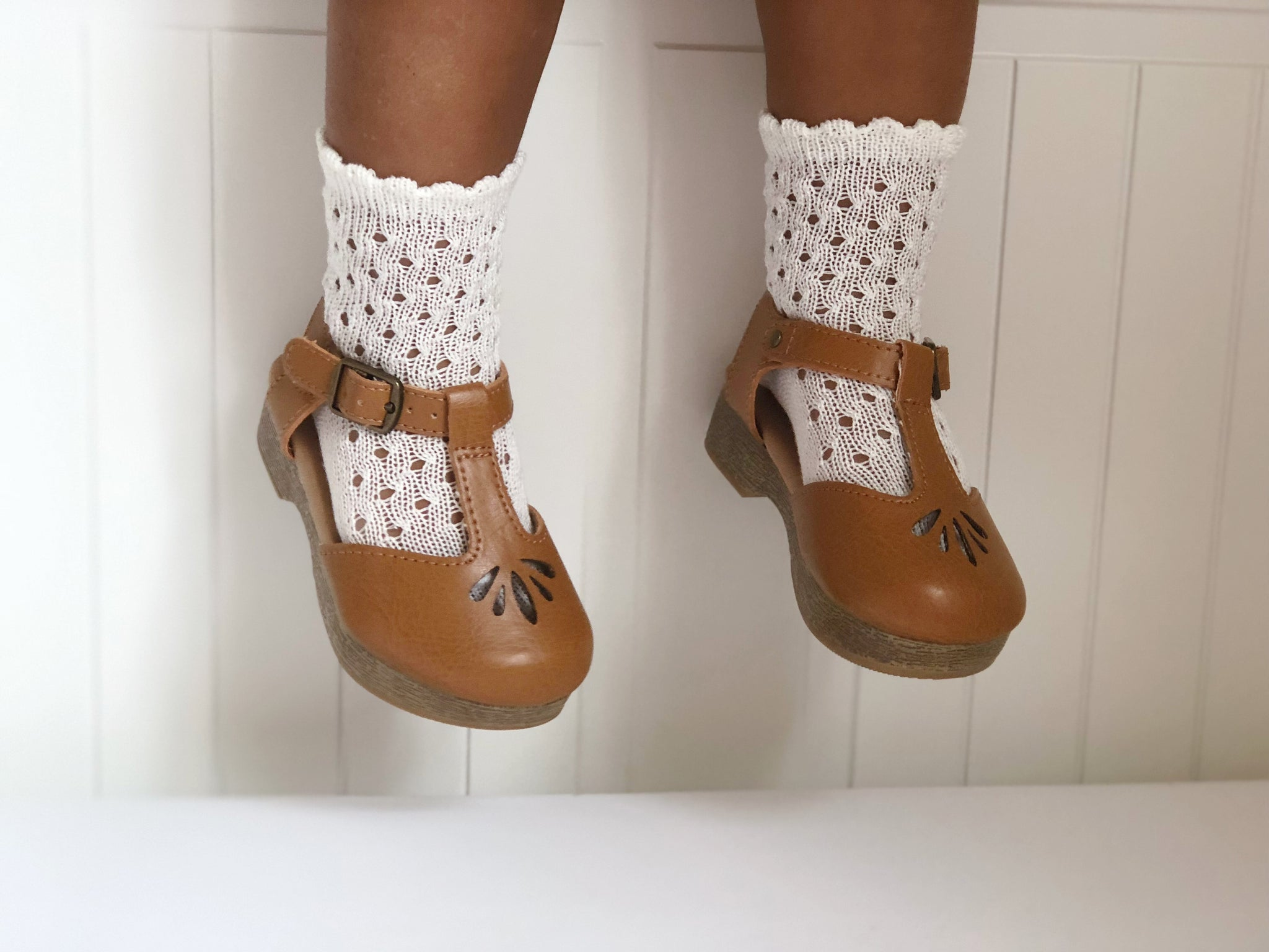 Crocheted Ankle Socks