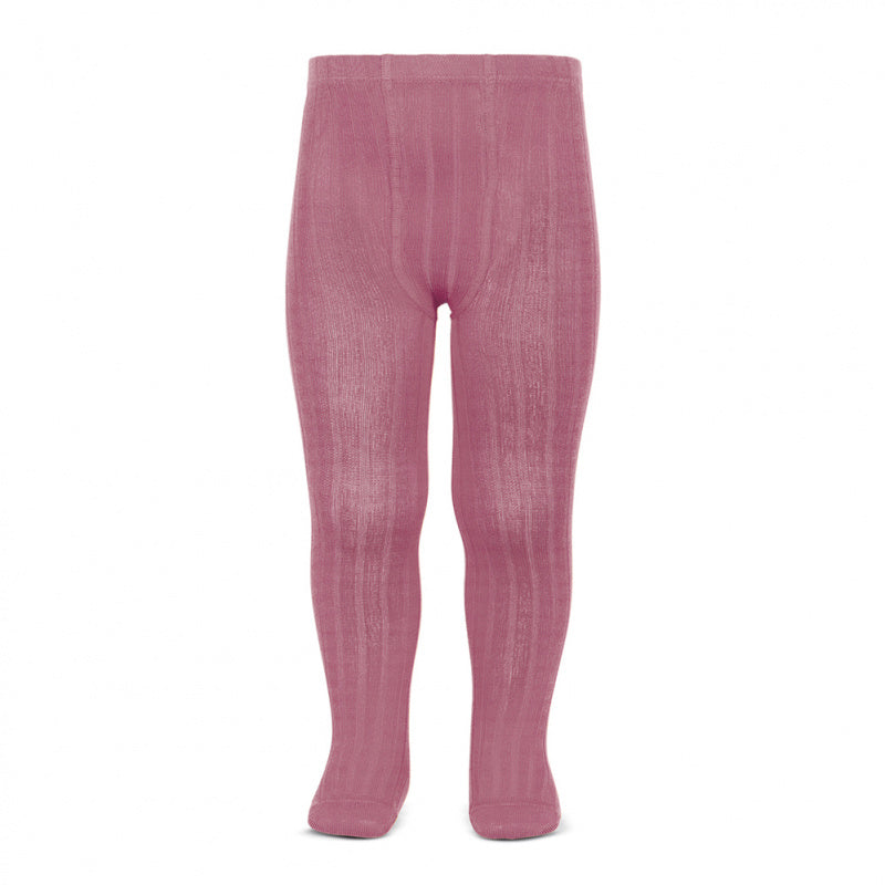 Mauve Tights -  Little Pair