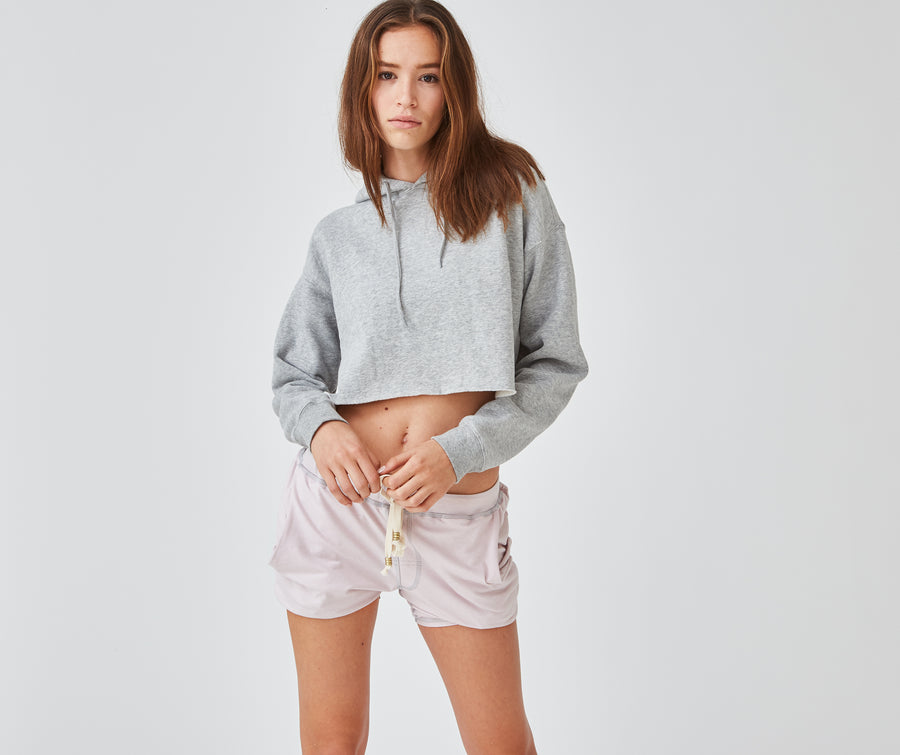 Journey Shorts | Pink Opal