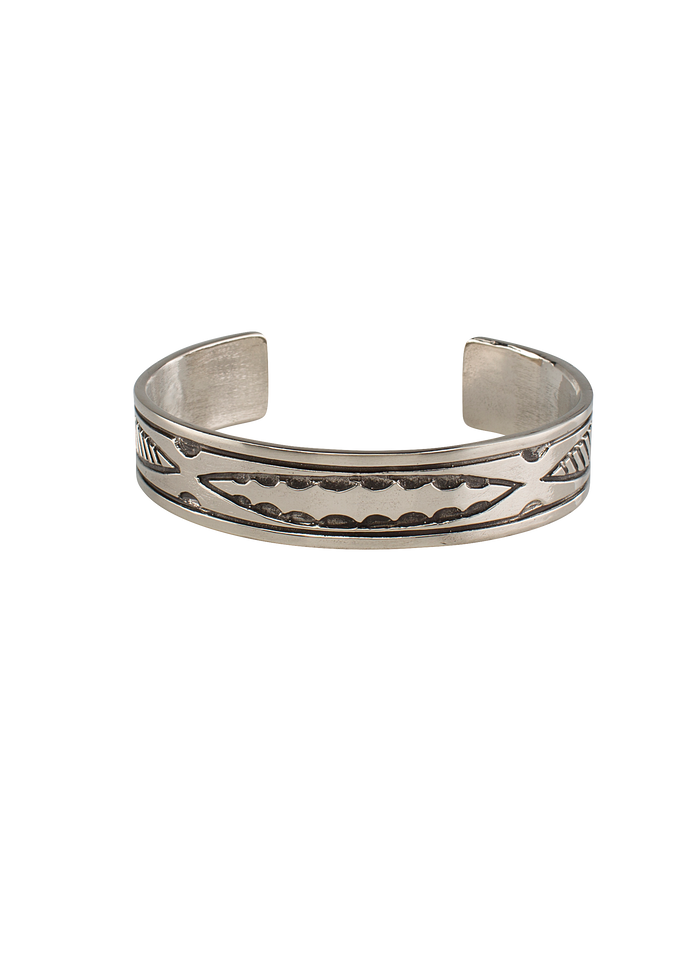 The Base Project | Oryx Bracelet: Silver Tone