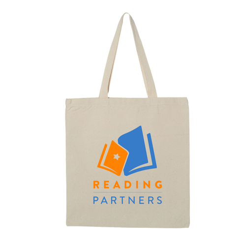 Reading Partners - Tote Bag