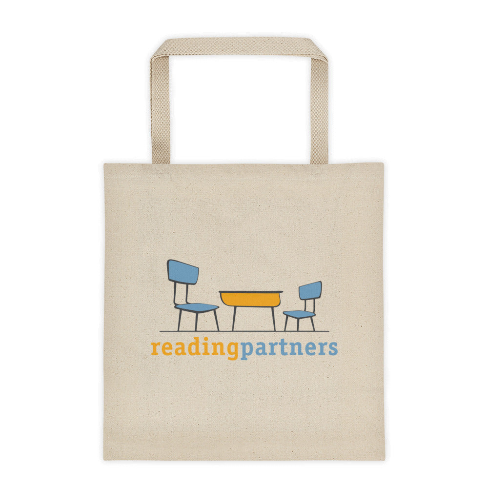Reading Partners Tote Bag