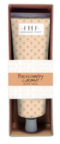 Backcountry Caramel Body Milk