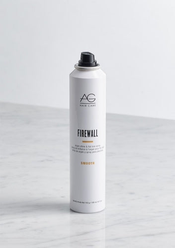 Firewall Argan Flat Iron Spray