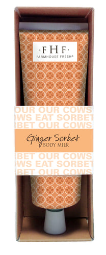 Ginger Sorbet Lotion