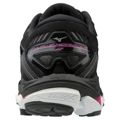 MIZUNO Womens Wave Horizon 2 Black/Athena Shoes (410982-901D)