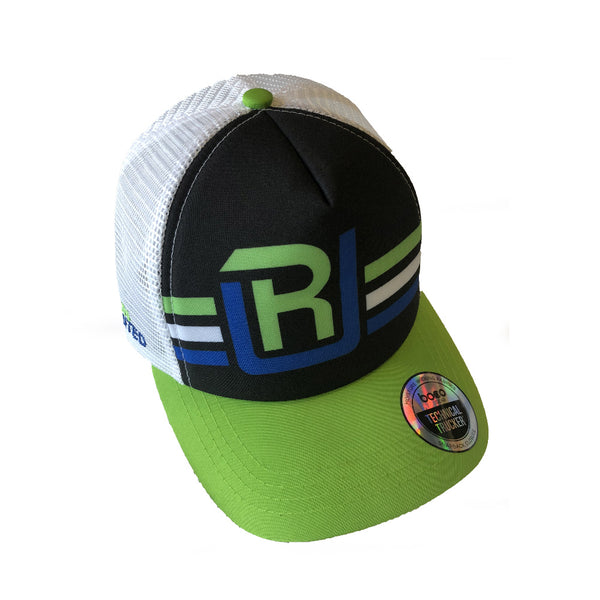 BOCO HATS RU Colors Foam Trucker Hat (3500)
