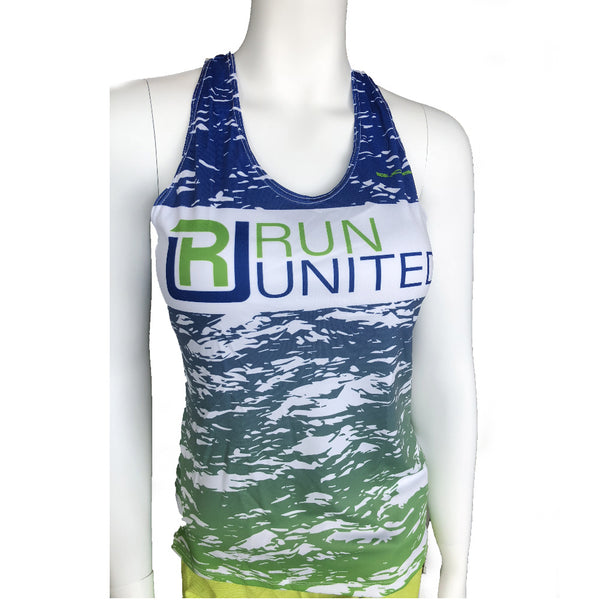 BOA Custom Womens Interval Riptide Singlet 2600GPS-R