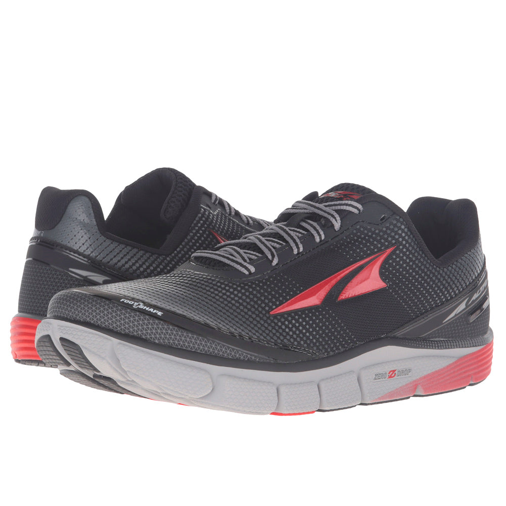 ALTRA Mens Torin 2.5 Black/Red Running Shoes (A1634-7)