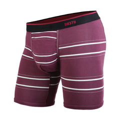 BN3TH Classics Print Nice Stripe Wine Trunk (M211013-324)