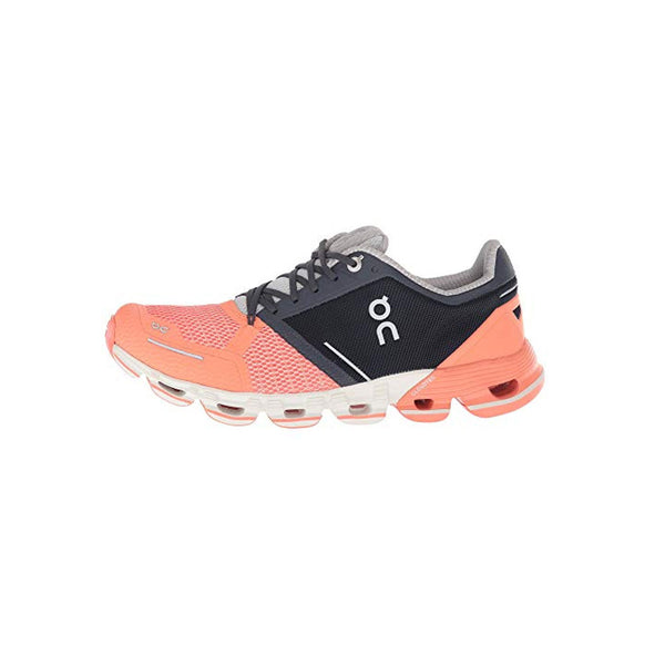ON FOOTWEAR Womens Cloudflyer Salmon/Ink Running Shoe (11.99996)