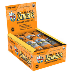 Honey Stinger Mango Orange Organic Energy Gel (75324)