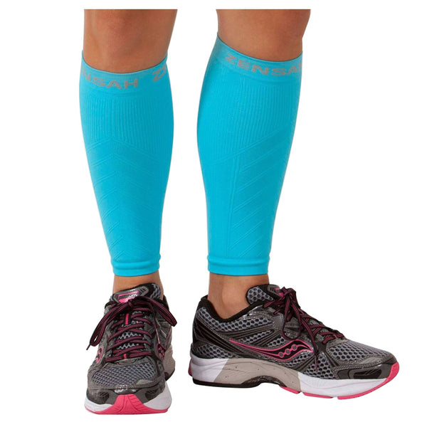 ZENSAH Compression Aqua Leg Sleeves (6055-109)