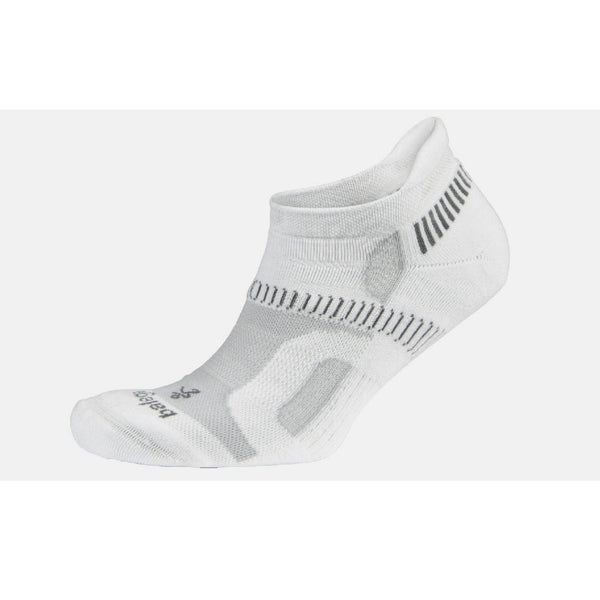 BALEGA Hidden Contour White Running Socks (8196-0200)
