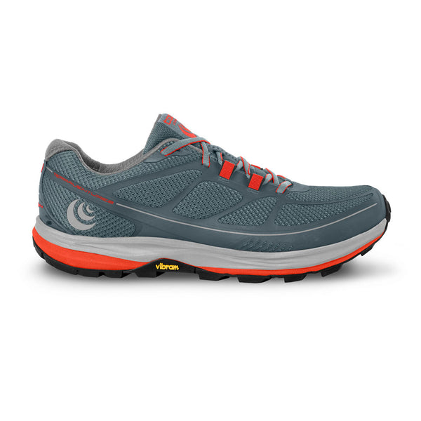 TOPO ATHLETIC Womens Terraventure 2 Slate/Poppy Running Shoes (W029-SLAPOP)