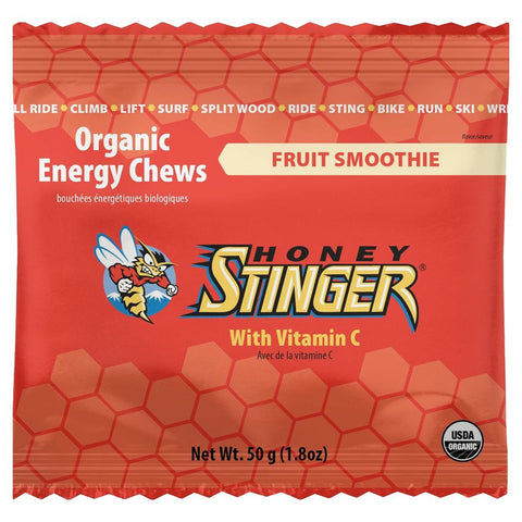 Honey Stinger Fruit Smoothie Energy Chews 72019