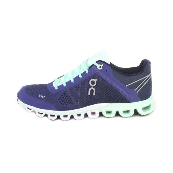 ON FOOTWEAR Womens Cloudflow Dawn/Jade Running Shoe (15.3936)