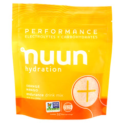 NUUN Performance Orange Mango 32 Servings Pouch Drink Mix (1190232)