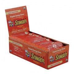 Honey Stinger Fruit Smoothie Cherry Orange and Berry Energy Chews (72019)