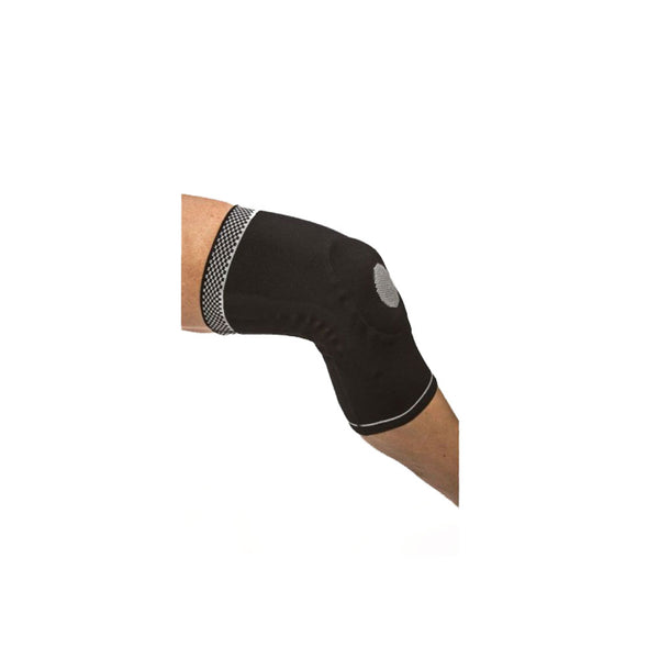 MEDIDYNE Cho-Pat Dynamic Black Knee Compression Sleeve (CPDKS11-par)