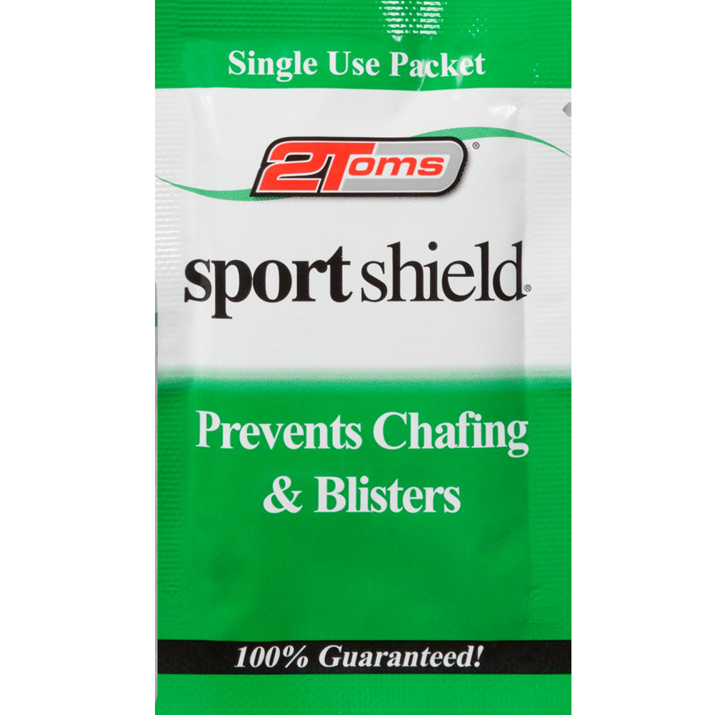 MEDIDYNE 2Toms SportShield Wipes 10-Pack (TT010)