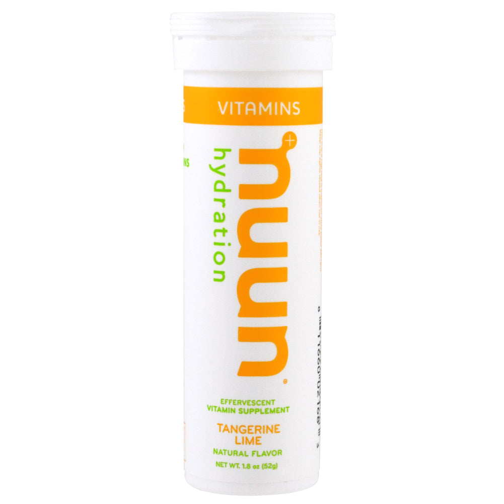 NUUN Tangerine Lime Single Tube Vitamins (1181201)