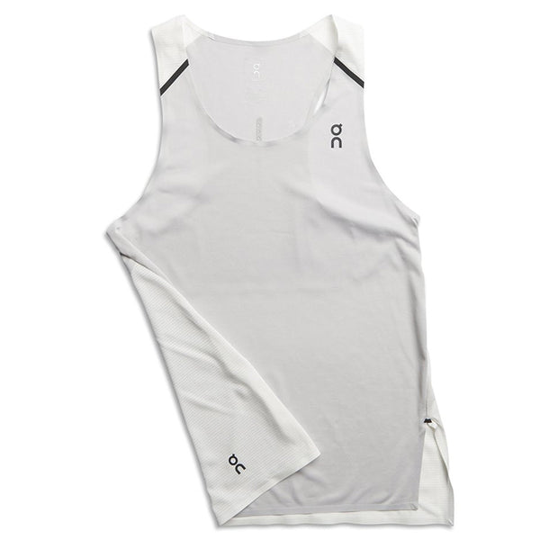 ON FOOTWEAR Womens Tank-T Grey/White Shirt (208.4102)