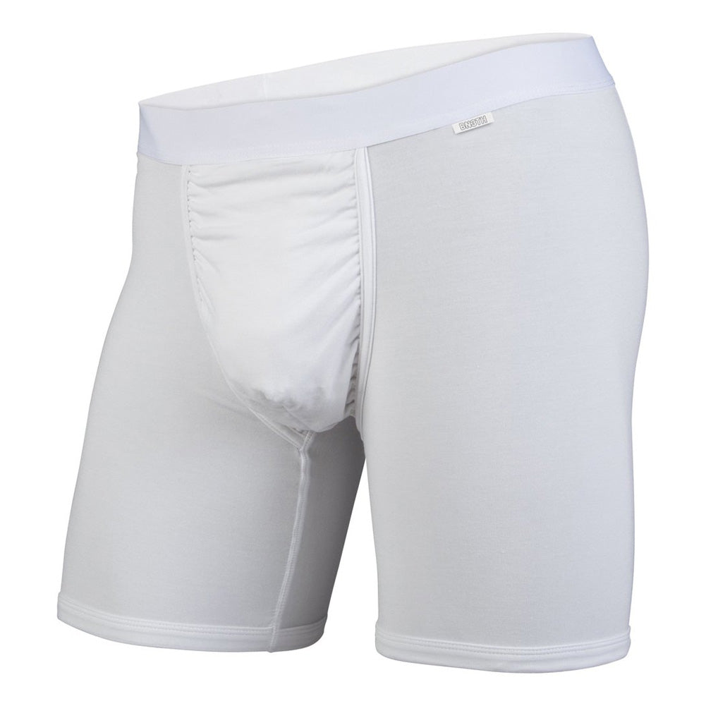BN3TH Classics White Boxer Brief (MOBB-100)