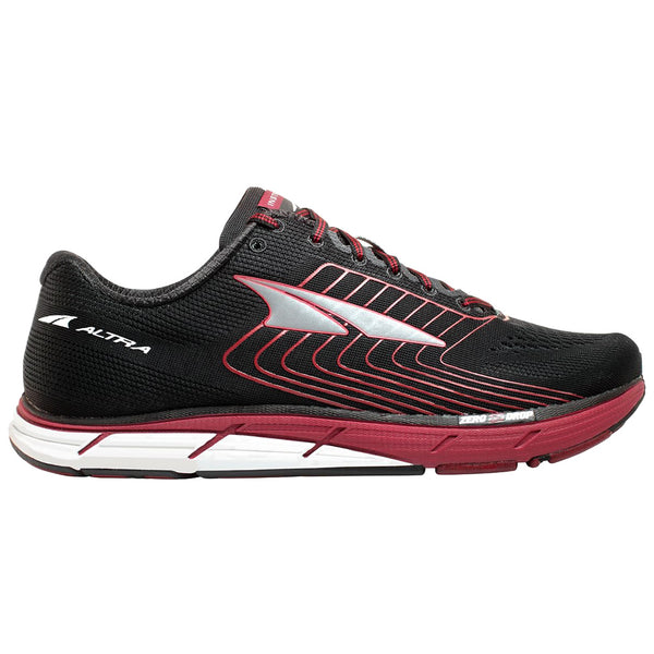 ALTRA Mens Instinct 4.5 Gray/Red Running Shoe (AFM1835F-6)