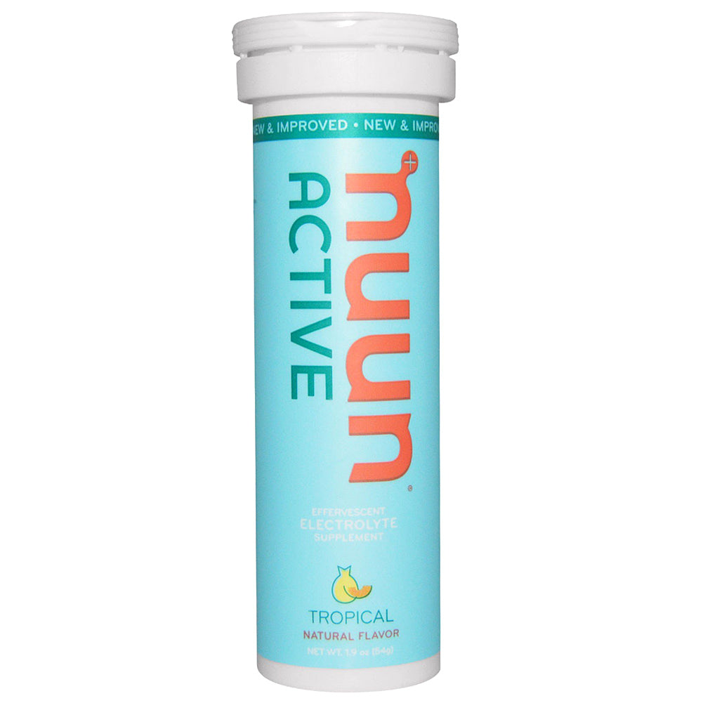 NUUN Active Tropical Single Tube Electrolyte Tablets (1161001)