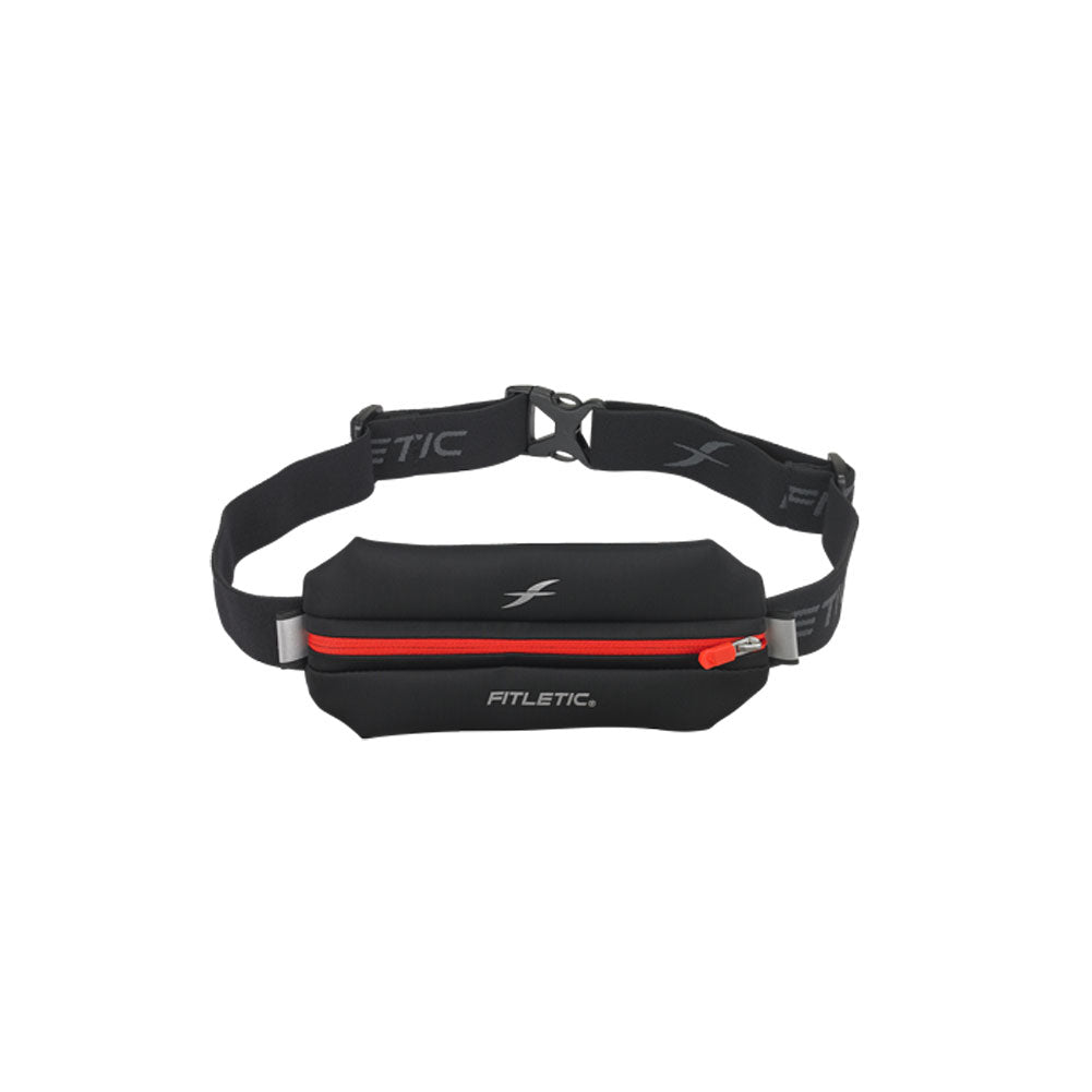 FITLETIC NEO I Black-Red Single Pouch (N01-02)
