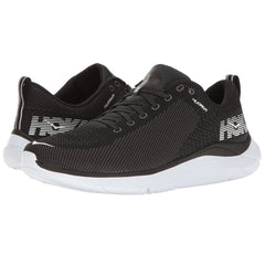 HOKA ONE ONE Men's Hupana Black Dark Shadow Shoe (1014798-BDSD)