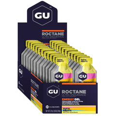 GU ENERGY Roctane Ultra Endurance Tutti Frutti 24-Pack Energy Gel (124314)