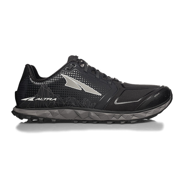 ALTRA Mens Superior 4 Black Running Shoe (ALM1953G-000)