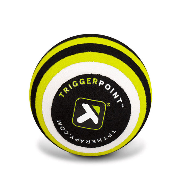 TRIGGERPOINT MB1 2.5in Green/Black/White Massage Ball (3301)