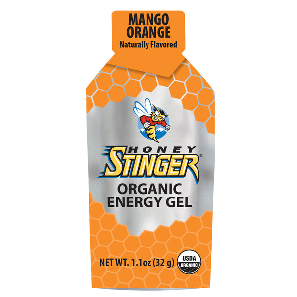 Honey Stinger Mango Orange Organic Energy Gel 75324