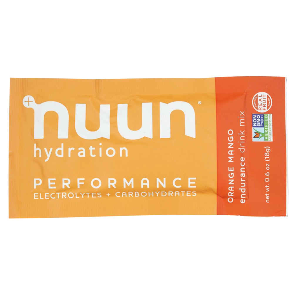 NUUN Performance Orange Mango Single Sachet Drink Mix (1190201)
