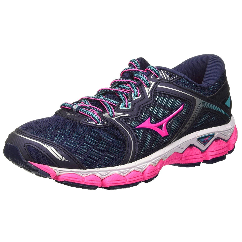 115f3576ca8a MIZUNO Womens Wave Sky Running Shoes 410943-581D – Run United