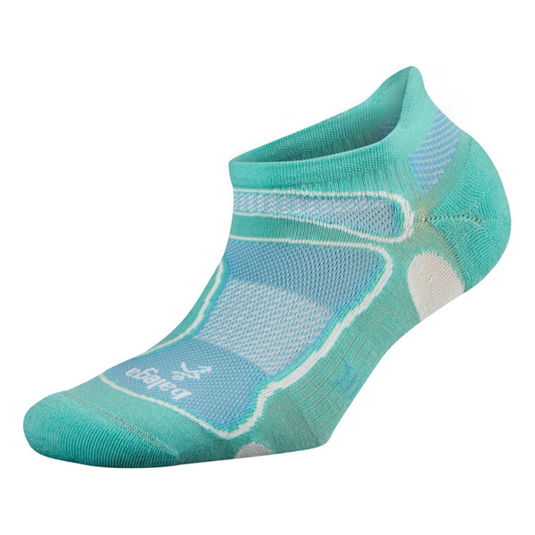 Balega Ultra Light No Show Unisex Aqua Running Socks (8924-0689)