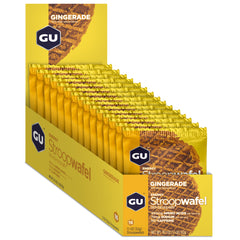 GU ENERGY Gingerade 16-Pack Stroopwafel (124321)