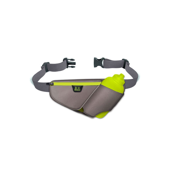 AMPHIPOD Profile-Lite High Five-K Slate/Viz Hydration Waistpack (8000-02)