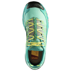 LA SPORTIVA Womens Ultra Raptor Emerald and Mint Running Shoes (16V-608609)